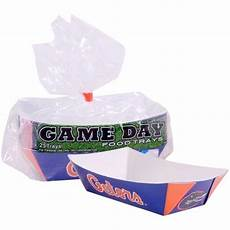 florida gators 25 game day food trays official