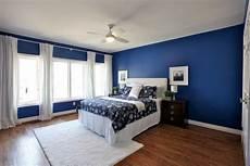 Blue Color Bedroom