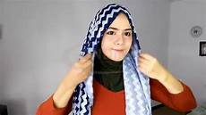 Tutorial Cara Memakai Jilbab Pashmina Terbaru Simple Dan