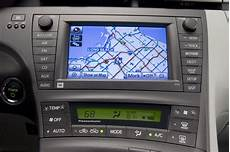 2010 Toyota Prius Navigation Screen