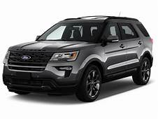 2018 Ford Explorer Review Ratings Specs Prices And