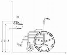 Hauteur Toilette Handicapé Wici Mini Disabled Wash Basin For Buildings