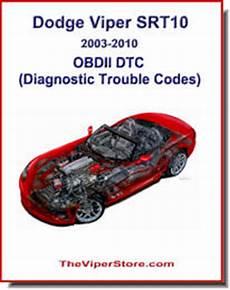 online car repair manuals free 2003 dodge viper electronic toll collection dodge viper 2003 2010 factory manuals