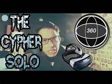 the cypher solo mc garden clipe oficial em 360 176 youtube