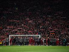 liverpool barcelona wallpaper thousands of liverpool fans singing you ll never walk