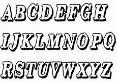 Buchstaben Malvorlagen A Z Buchstaben Ausmalen Alphabet Malvorlagen A Z Abc Alphabet