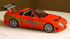 Toyota Supra Fast And Furious 1 43 Greenlight