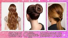 real 3 easy office hairstyles for the go