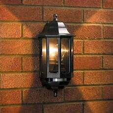 asd coach half lantern outdoor wall light with pir sensor outdoor wall lighting wall lights