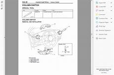 service manuals schematics 2003 mitsubishi lancer free book repair manuals workshop manual service repair for mitsubishi lancer evolution vii 2001 2003 ebay