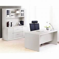 unique home office furniture unique furniture 100 series white executive office desk