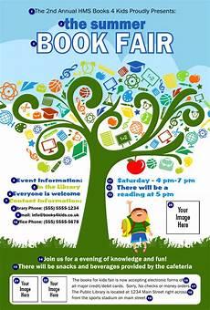 school tree poster ticket printing