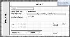 yook download contoh download kwitansi sederhana file