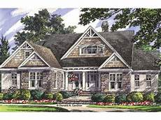 craftsman style house plans with walkout basement walkout basement craftsman style hwbdo house plans 77352