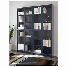 Image Result For Billy Bookcase Blue Bookcase With Glass