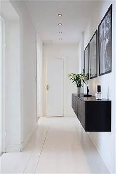 decoration couloir d entrée d 233 co couloir d entr 233 e design en noir et blanc