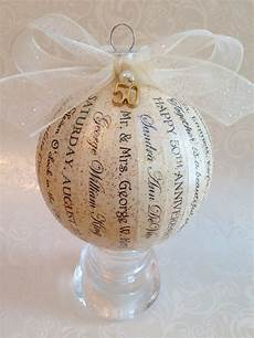 special gift for wedding anniversary 50th anniversary gift for parents friends personalized