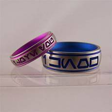 star wars aurebesh i love you i know rings ring