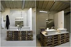 meuble salle de bain palette donnez un coup de 224
