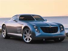 Chrysler Crossfire Concept 2001  Old Cars