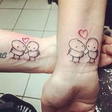 friendstattoo friends partnertattoo - Freundschafts Tattoos Vorlagen