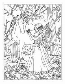 Ausmalbilder Einhorn Und Elfen 14 Best Ausmalbilder Elfen Und Feen Images On