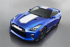 News Nissan Releases 50th Anniversary Gt R And Upgrades