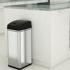 Kitchen Garbage Cans Reviews by 13 Best Kitchen Trash Cans 2019