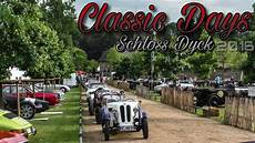 Classic Days Schloss Dyck 2016 Tag 1 05 08 2016