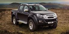 2016 Isuzu D Max At35 Unveiled Ready To Tackle The Arctic