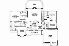ranch house plans burlington 10 255 associated designs