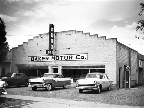 17 Best Images About Old Car And Tractor Dealerships On