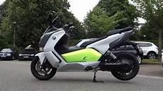 scooter electrique 125 bmw bmw scooter 233 lectrique c evolution essai maxreportage