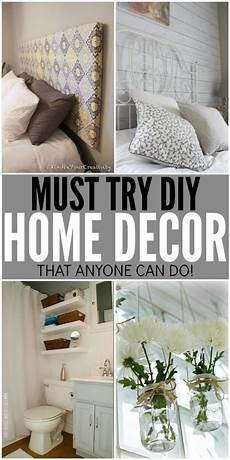 Home Decor Ideas Diy by Diy Home Decor Ideas That Anyone Can Do