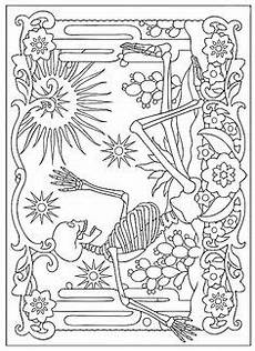 detailed coloring pages for adults la steunk angel by ravenlael pinterest coloring