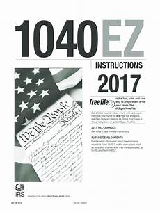 2017 2020 form irs instruction 1040 ez fill online printable fillable blank pdffiller