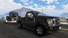 2020 ford f250 2020 ford f 250 duty add on fivem friendly