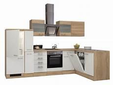 Küche Mit E Geräten Günstig - eckk 252 che rom k 252 che mit e ger 228 ten breite 310 x 170 cm