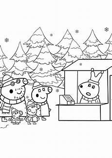 Peppa Wutz Ausmalbilder Weihnachten 61 Ausmalbilder Peppa Wutz Kostenlose Ausmalbilder Zum