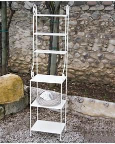 etagere in ferro etagere in ferro battuto altezza 170 cm