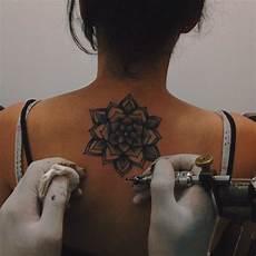 Rücken Mandala - 53 top mandala tattoos of all time