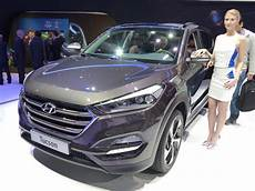 hyundai tucson capital vid 233 o en direct du salon de