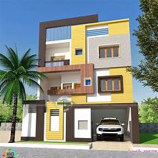 2 bhk small double storied home 1200 sq ft 2bhk house plan house elevation house front design