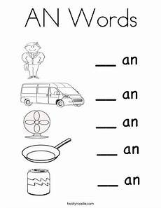 fill in the missing letter quot an quot worksheet from