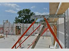 ICF Bracing: Plumwall System for Easy Wall Alignment   Amvic