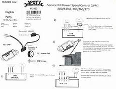 apdty 112822 blower motor resistor speed control upgrade module auto temp control 2003 2009