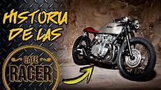 Moto Cafe Racer Historia