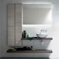 mobile lavello bagno idee mobile bagno moderno una mensola per il lavabo