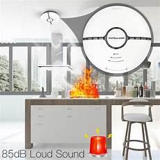Moeshouse Wifi Smart Smoke Alarm by Moeshouse Wifi Smart Smoke Alarm Sensor Detector Home
