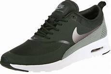 nike air max thea w shoes olive green